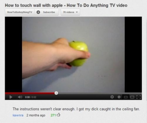 no-context-21: Funniest Stuff, Communication Clear, Comment Win, Funny Stuff, Hilarious Stuff, Apples, Humor, Tops Comment, Ceilings Fans