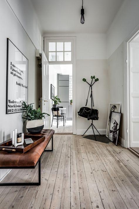 Pinterest - industrieller schick design dachwohnung