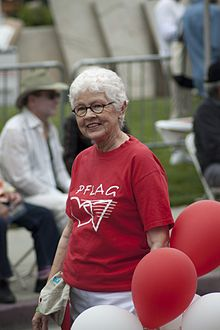 Betty DeGeneres LA Pride 2011.jpg