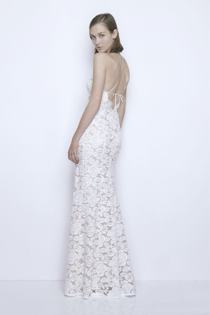 'Eternity' Dress. Only available from our Sydney Flagship Boutique. Email strand@loverthelabel.com