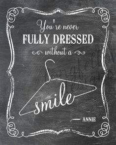 Musical quotes: Annie