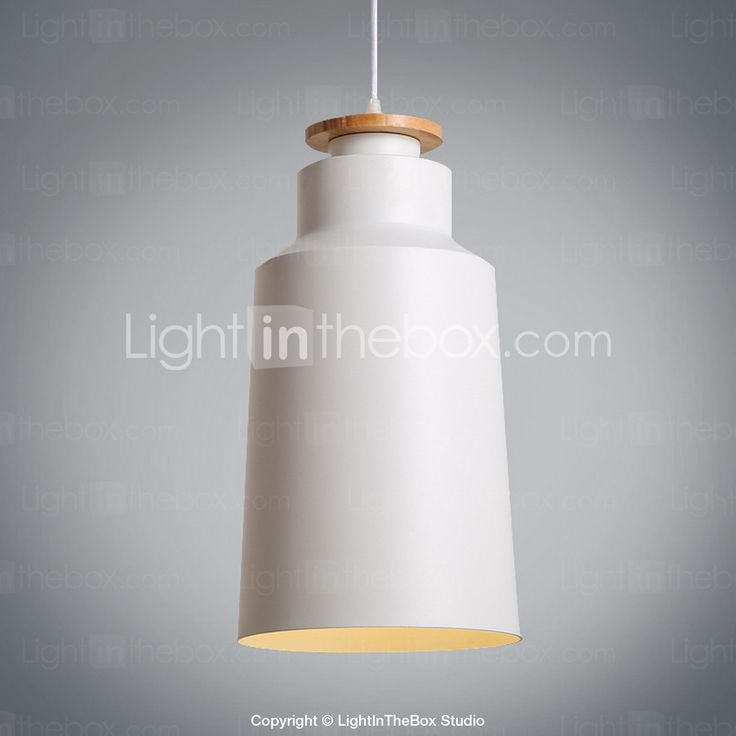 Pendant Lights Modern/Contemporary Bedroom / Dining Room / Kitchen / Study Room/Office E26/E27 Metal 4293871 2016 – £52.49