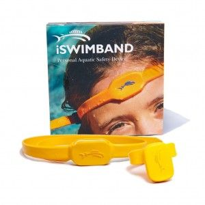 iSwimband Personal Drowning Detection System For iOS