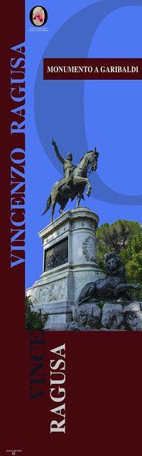 Monumento a Garibaldi, di Vincenzo Ragusa