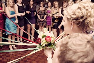 my sorority sister on her wedding day :) Love that this is spreading around pinterest!
