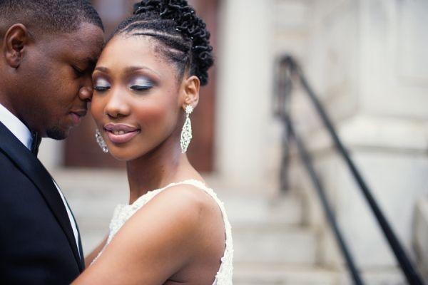 Atlanta Courthouse Wedding by Scobey Photography: Tamika and Antonio - Munaluchi Bridal Magazine