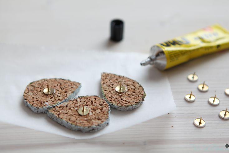 Kork Pinnwand Selber Machen : kork pinnwand selber machen in 3 schritten pinnwand ~ Watch28wear.com Haus und Dekorationen