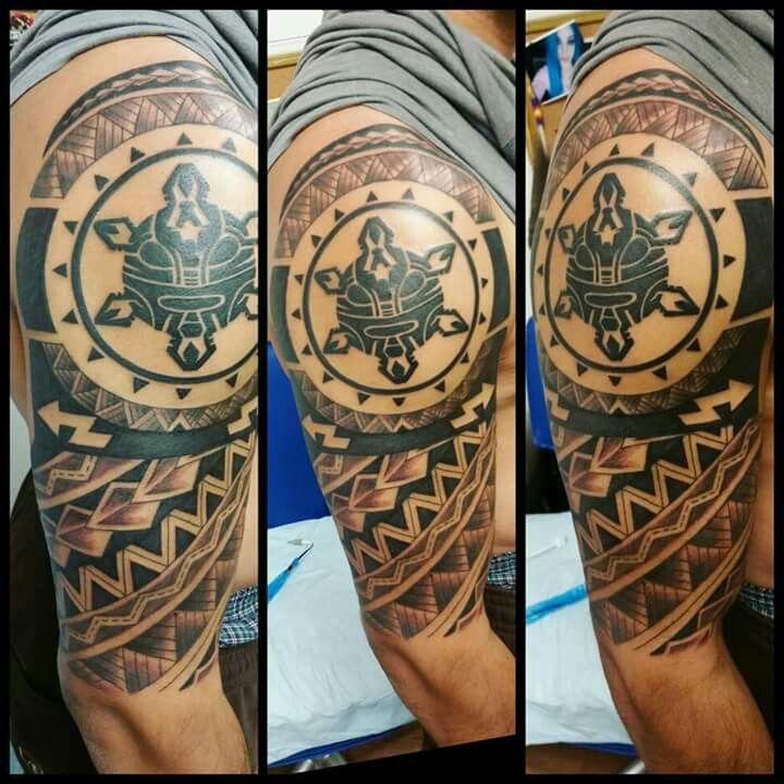 Taino Tattoo For Woman: Tribal Tattoos, Taino