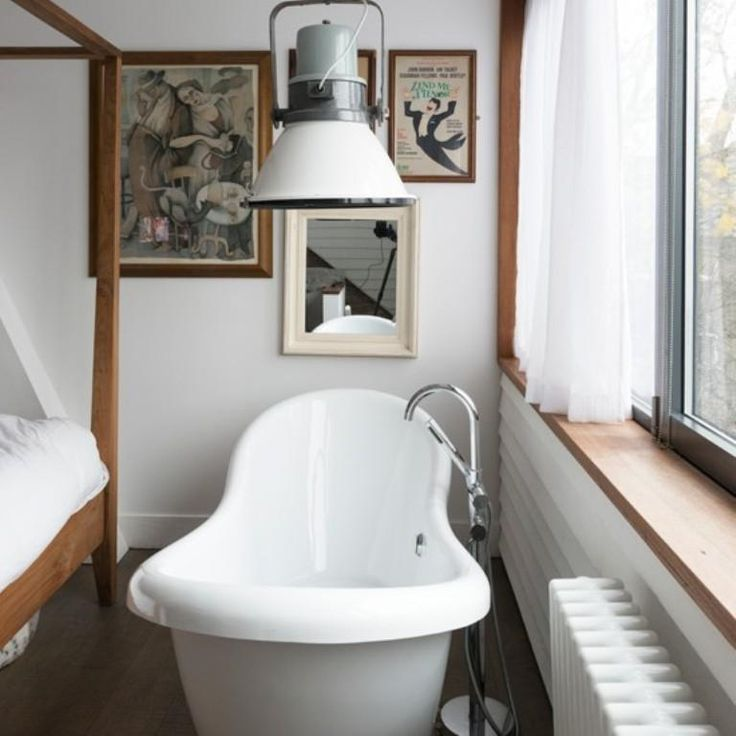 15 Cool Industrial Bathroom Design Ideas