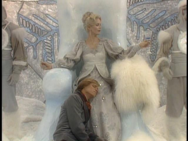 Lance Kerwin in Faerie Tale Theatre, episode: The Snow Queen