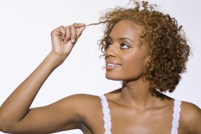 How to Make Kinky  Tightly Coiled Hair Curly Without Chemicals