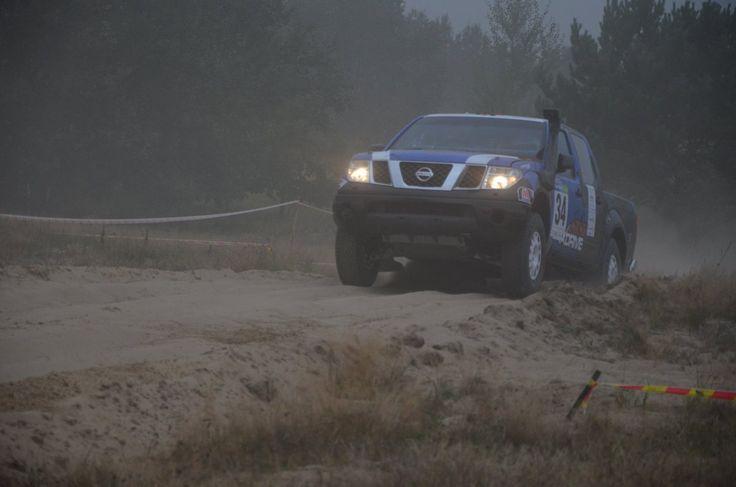 Nissan Navara Blue T2