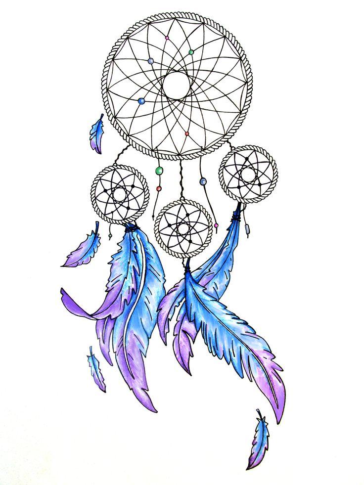 Ловец снов с перьями картинки