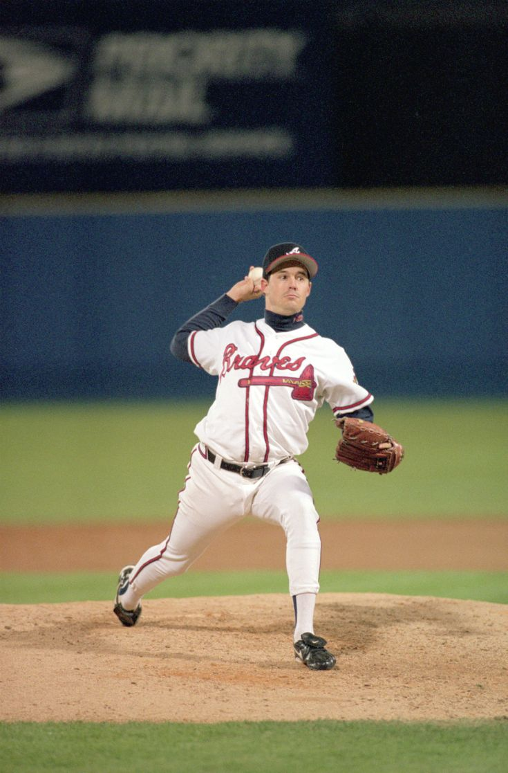 13 Ways of Looking at Greg Maddux