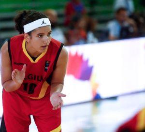 Basket féminin - EuroBasket U20 women:Hind Ben Abdelkader impressionne la FIBA - articles et stats