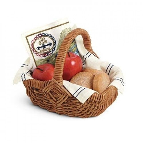 American Girl Caroline - Caroline's Travel Basket. Delivery is Free   eBay