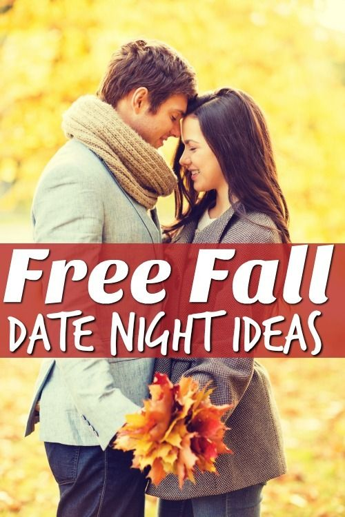 Date nights don't have to be expensive! Spice up your fall romance with these free date night ideas perfect for enjoying the fall season.
