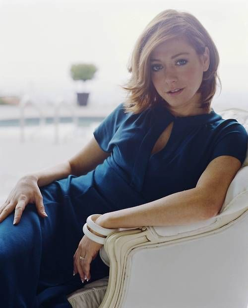 alyson hannigan- love her