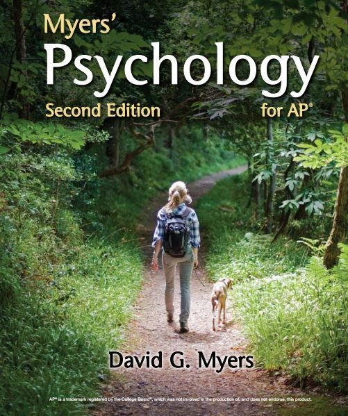 Myers Psychology for AP 2nd edition pdf download | Psychology Books