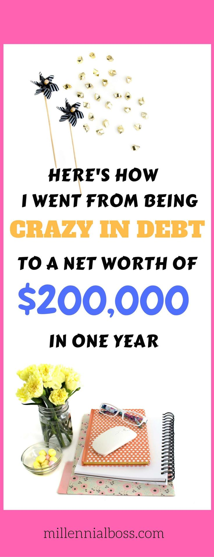 Paying Off Debt | How to Pay Off Debt in One Year | Steps to Pay Off Debt