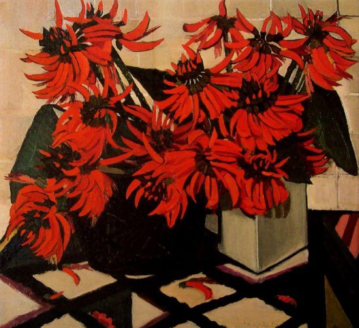 Margaret Preston - Coral Flowers