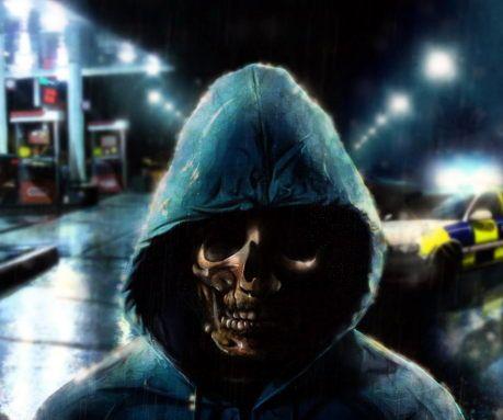 3d Horror Wallpaper Skulls Pinterest