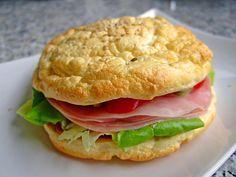 Low Carb Burgerbrötchen 'Oopsies', ein schönes Rezept aus der Kategorie Backen. Bewertungen: 193. Durchschnitt: Ø 4,2.