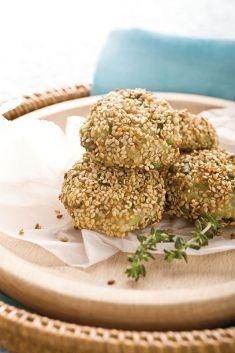 Crocchette di fagiolini al sesamo - Tutte le ricette dalla A alla Z - Cucina Naturale - Ricette, Menu, Diete