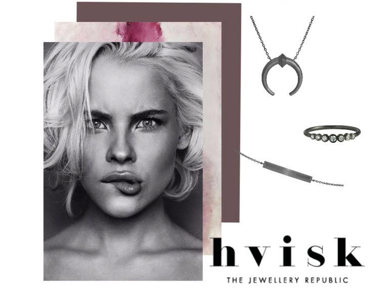 Get the Rhodium-look #hviskstylist #hviskjewellery
