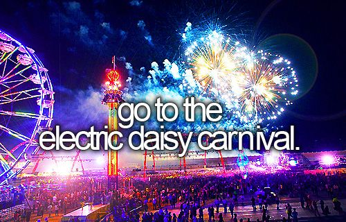 Electric Daisy Carnival... Going this weekend! A check off my bucket list! YES THEN!!! #buzzing