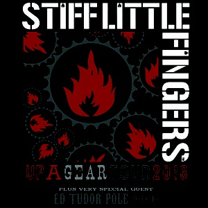 """Legendary Belfast-based punk band Stiff Little Fingers will be returning to the Concorde2 stage on Friday 8th March. During the height of their career they were referred to as """"The Irish Clash"""" and this is a show not to be missed. Tickets are available now from our website for £16 + bf in adv: https://www.concorde2.co.uk/bookTickets.php?pageName=Stiff+Little+Fingers+=2013-03-08"""