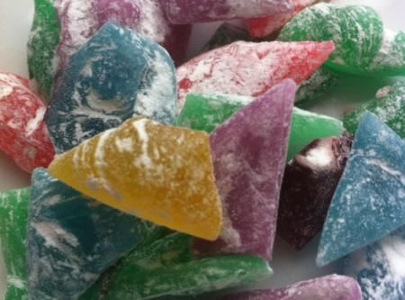 Nana's Homemade Hard Candy Recipe