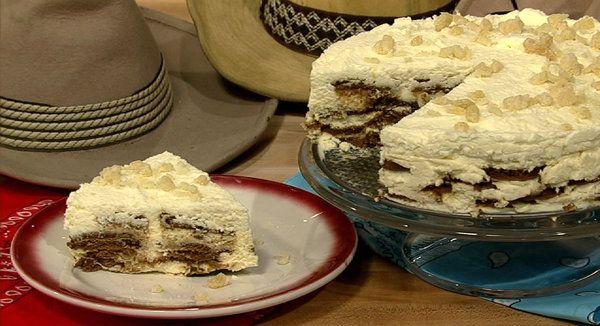 Carla Hall's Lemon-Ginger Icebox Cake | Recipe | Icebox Cake, The Chew ...