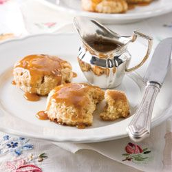 Salted Caramel Scone: Caramel Scones Exceptional, Teas Time, Scones Teas, Salts Caramel, Recipes Scones, Teas Parties Recipes, Sea Salts, Scones Recipes, Salted Caramels