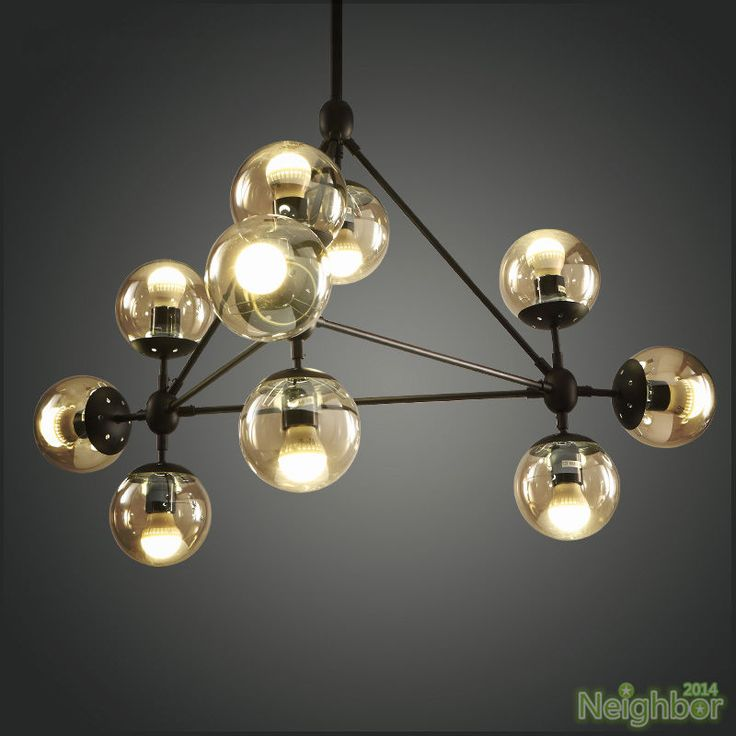 Modern MODO LED Pendant Lamp Suspension Chandelier Ceiling Lights Lighting