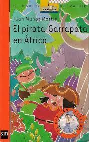 El pirata Garrapata en África por Jorge