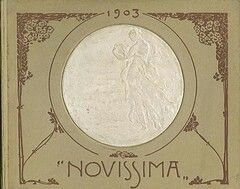 Novissima 1903