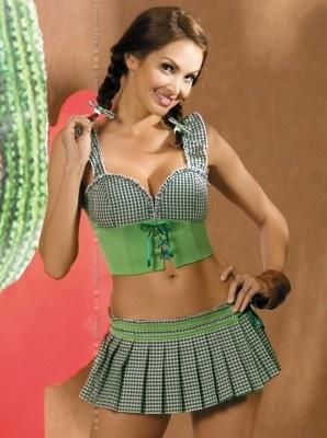 Gorący kostium 4-częściowy Mexicana - seksowne przebranie  http://www.sexgadzet.pl/pl/p/Goracy-kostium-4-czesciowy-Mexicana-seksowne-przebranie/1124