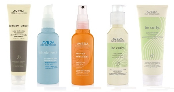 Aveda Hair Products