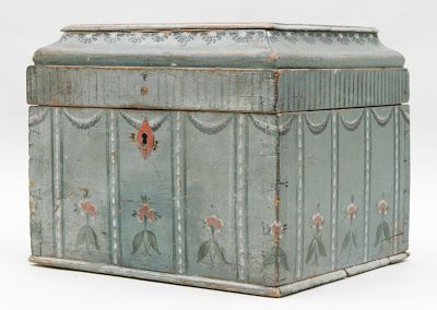 Mäster Henriks (actually A Painted Box)