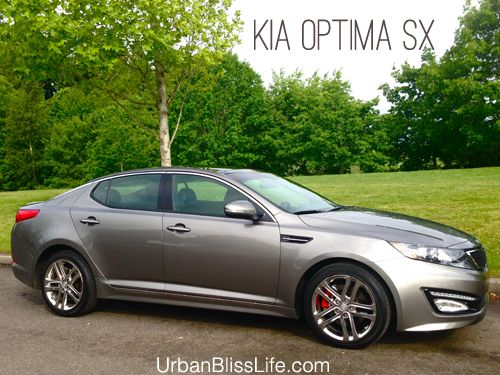 Family Sedan Review: 2013 Kia Optima SX
