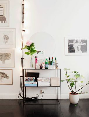 Four cool ways to decorate with string lights - Chatelaine