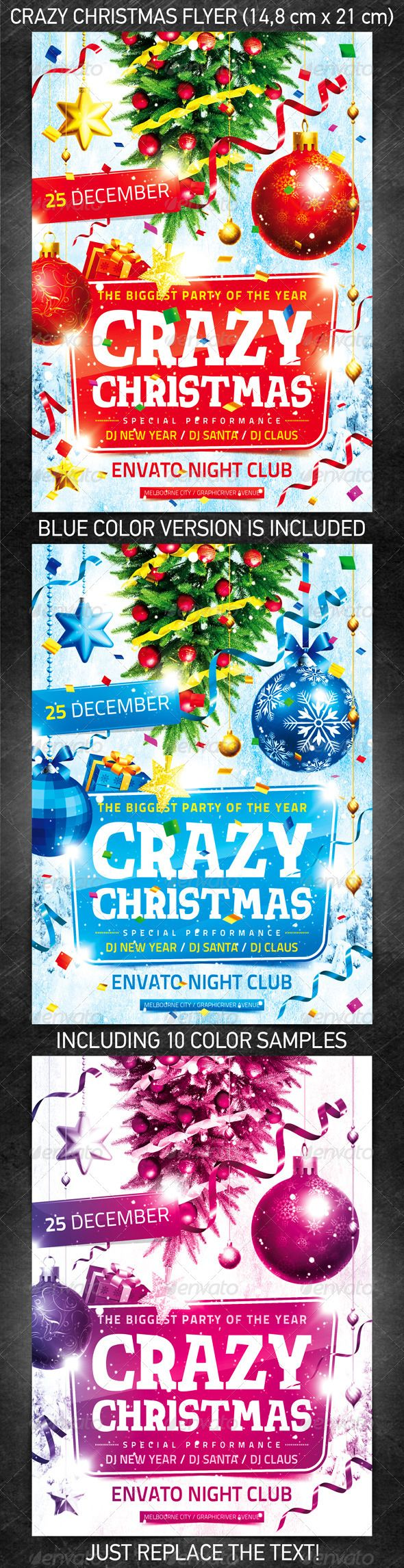 best images about poster ideas christmas parties crazy christmas flyer