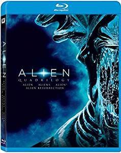 Amazon.com: Alien Quadrilogy Blu-ray: Tom Skerritt, Sigourney Weaver, Veronica Cartwright, Harry Dean Stanton, John Hurt, Ian Holm, Ridley Scott: Movies & TV