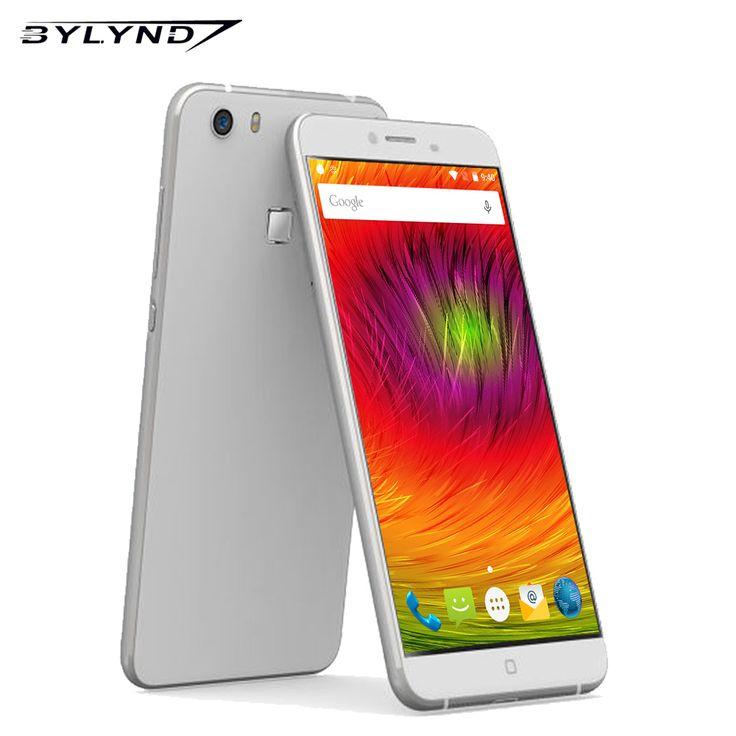 Original bylynd m9 smartphones mt6753 octa core 3 gb ram 32 gb ROM 5 + 13 MP Android 5.5 pulgadas IPS Móvil de Huellas Dactilares 4G LTE-FDD teléfono