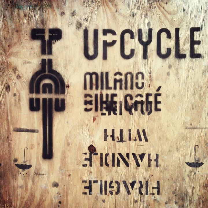 Upcycle - Milano Bike Cafè nel Milano, Lombardia