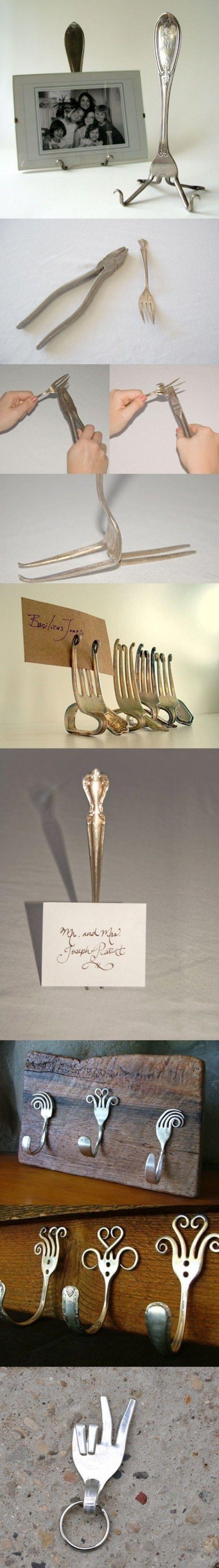 fourchettes...