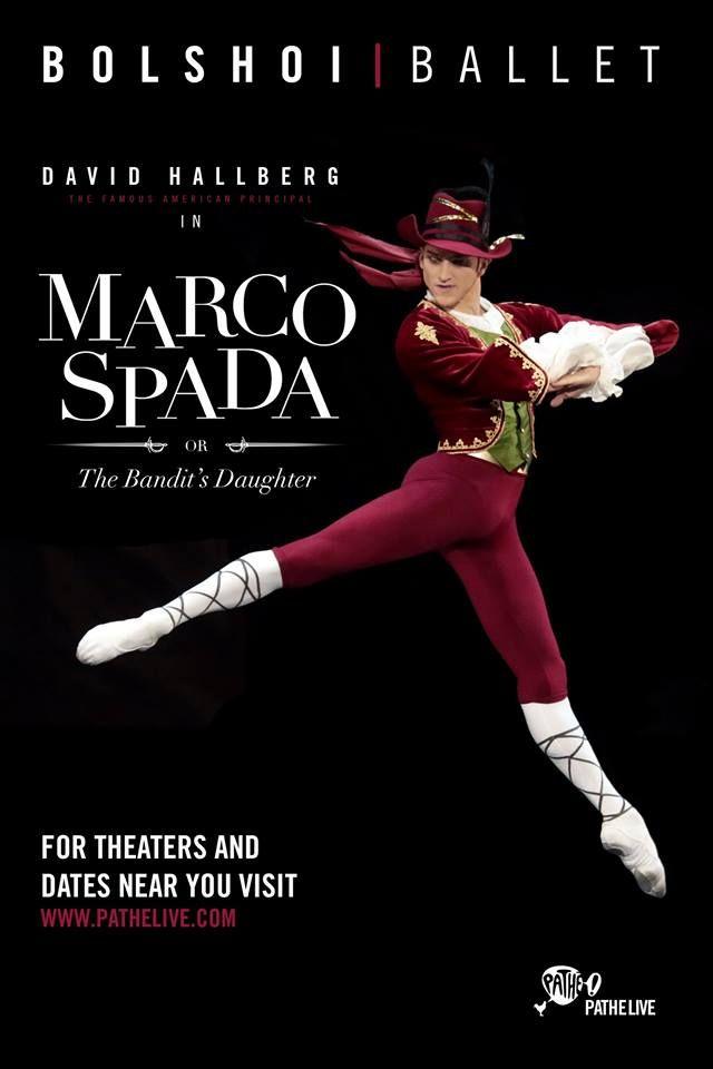 Bolshoi Ballet, Marco Spada