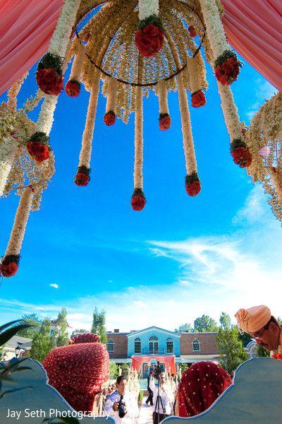 Wedding decor http://maharaniweddings.com/gallery/photo/24786