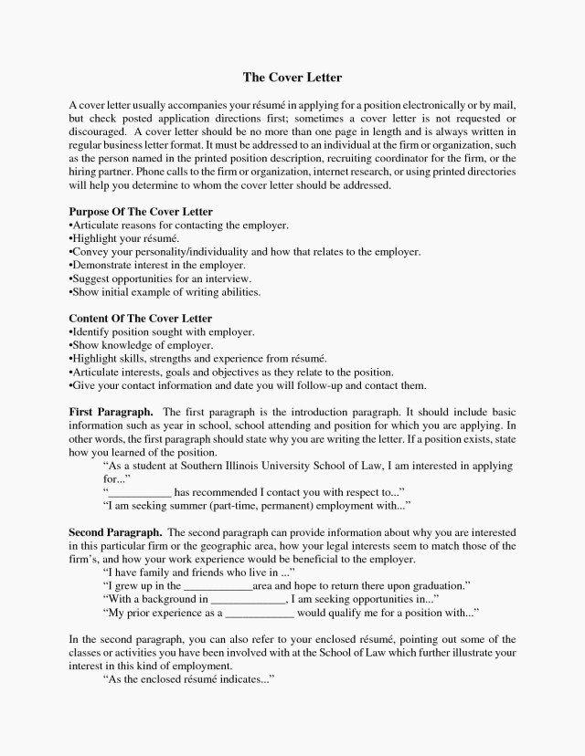 23 Cover Letter Length Cover Letter Resume Cover Letter For